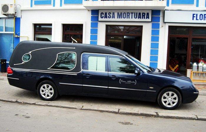 Casa Albastra - Transport Funerar 01