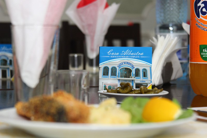 Casa Albastra - Restaurant 05