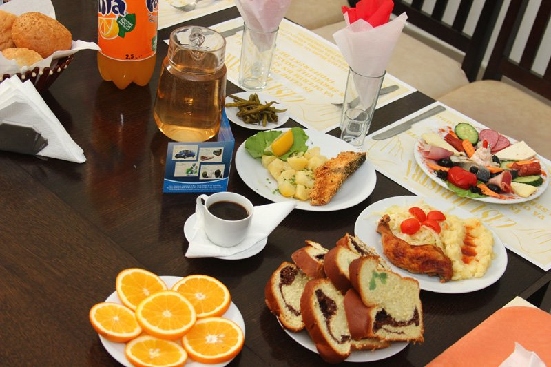 Casa Albastra - Restaurant 03